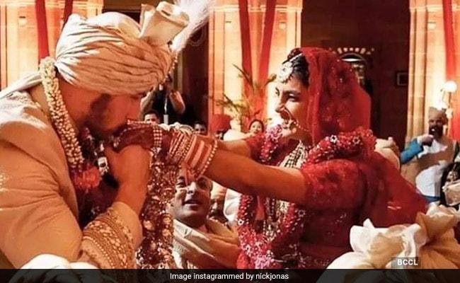 For Priyanka Chopra, Husband Nick Jonas Is A 'Real Life Bollywood Hero'