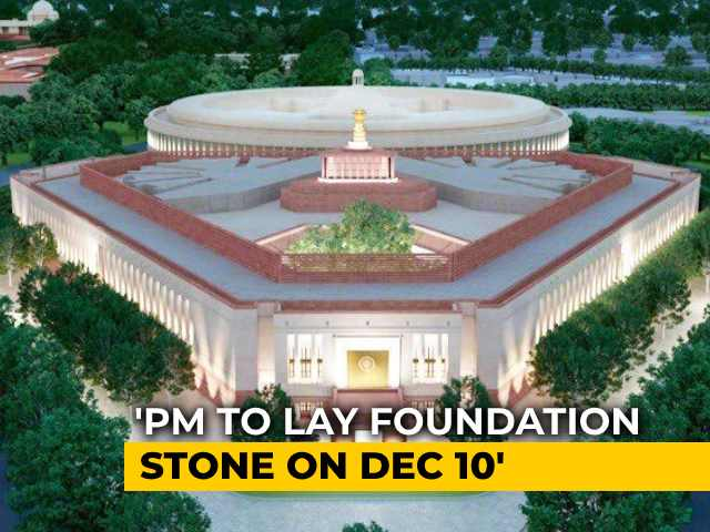 Video : PM Modi To Perform Ground-Breaking Ceremony For New Parliament Next Week