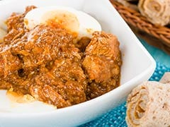 High-Protein Chicken Egg Curry Recipe: An Indian-Style Lunch Or Dinner You'll Never Forget
