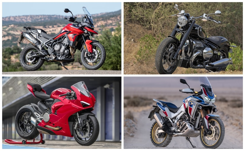 Here is our list of top premium motorcycles that were launched in India in 2020
