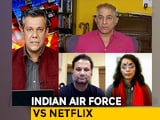 "Video : ""AK vs AK"" Is Now Indian Air Force Vs Netflix Trailer?"