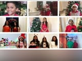 Video : Global Goan Kids Sing Carols