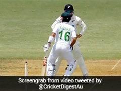 NZ Vs Pak: अजीबोगरीब तरह से 'डांस' करने लगा पाकिस्तानी बल्लेबाज, देखता रह गया फील्डर - देखें Video