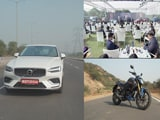 Video: Raftaar Rebooted Episode 25   Honda Hornet 2.0   Volvo S60