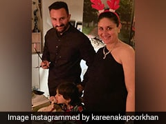 Kareena Kapoor Revealed Taimur's Favourite Christmas Food; See Him Digging Into The Feast