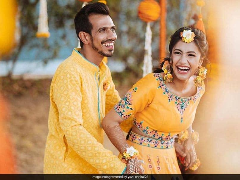 Watch: Yuzvendra Chahal, Dhanashree Verma Release Their Wedding Film