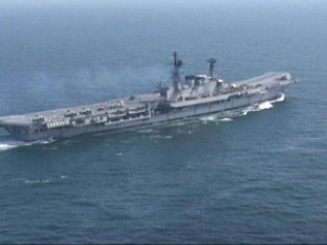 Video : Maharashtra Offers To Help Preserve Navy Warship Viraat, Writes To Centre