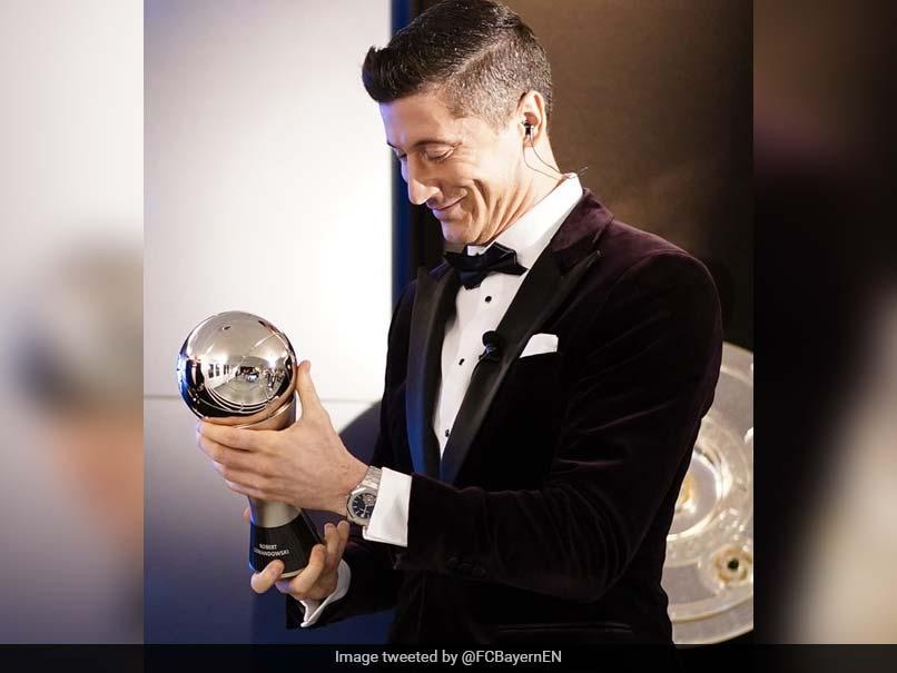 Robert Lewandowski, Lucy Bronze Win FIFA Player Of The Year Awards