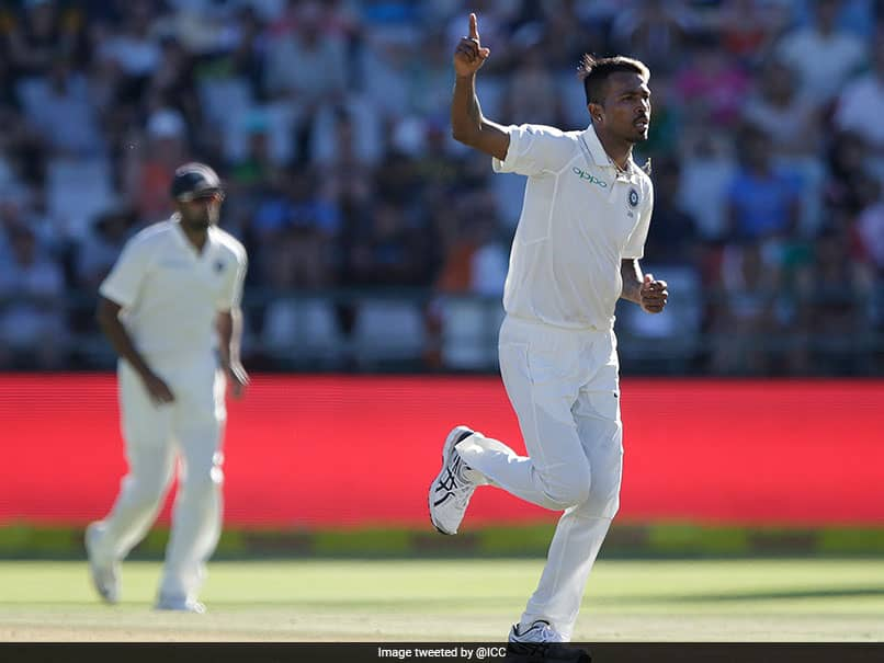 India vs Australia: Hardik Pandya Confirms That He Wont Play In Upcoming Test Series