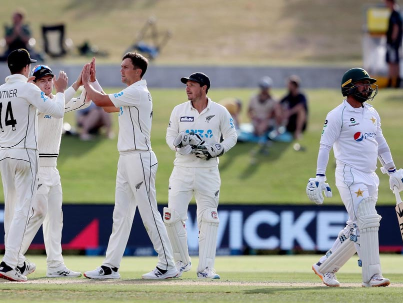 NZ vs PAK, 1st Test, Day 3: New Zealand Bowlers Combine To Bowl Pakistan Out For 239 Despite Faheem Ashrafs 91