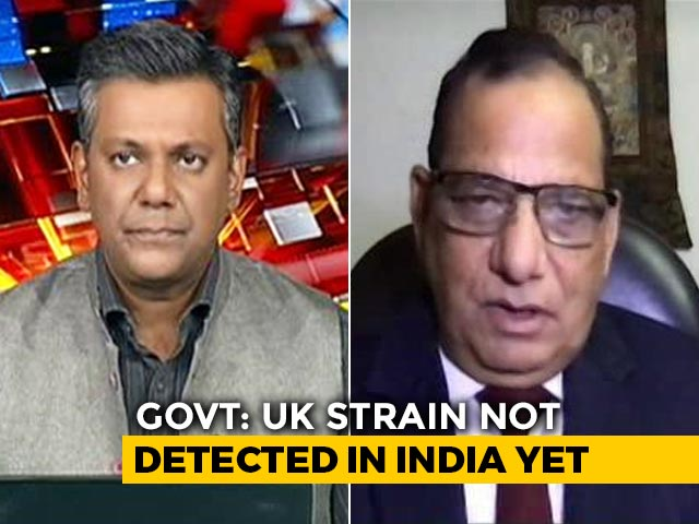 Video : Is India Safe From The New Mutant Coronavirus?