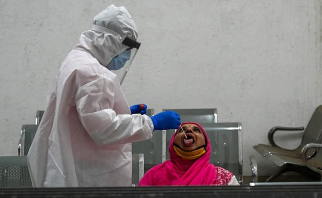India Sees 32,981 Fresh Covid Infections, 8 Per Cent Fewer Than Yesterday