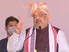 अमित शाह ने महाराष्ट्र सरकार को बताया 'ऑटोरिक्शा', कहा - इसके तीनों पहिए...