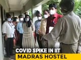 Video : Covid Cases Rise In IIT Madras, Tamil Nadu Orders Testing In All Colleges