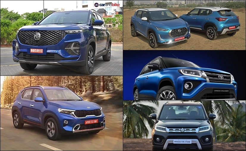 Here is our list of the top five fuel efficient SUVs that were launched in India in 2020