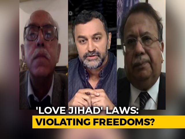 """Video : UP's Anti-Conversion Law """"Unconstitutional"""", Say 4 Former Judges"""