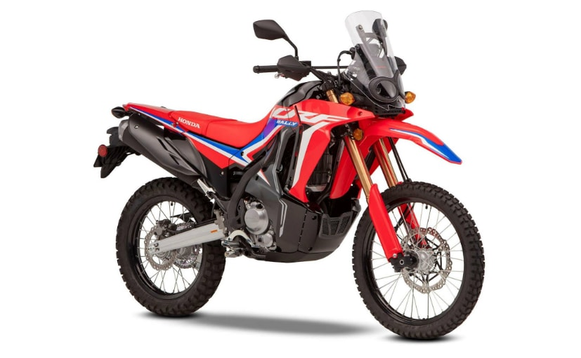 Honda has updated its entry-level CRF bikes with a new frame and bigger engine