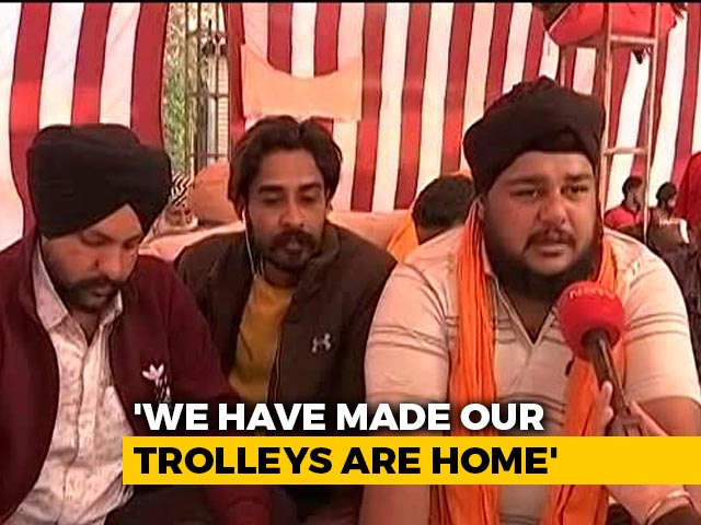Video : Ground Report: Punjab, Haryana Villages Send Supplies For Protesting Farmers