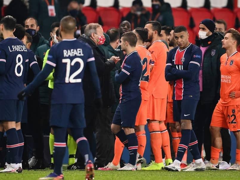 PSG vs Istanbul Basaksehir: jogo abandonado por alegações de racismo