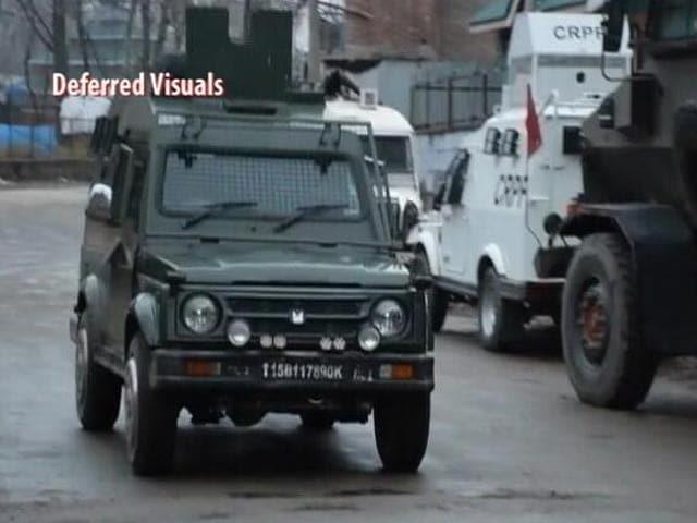 Video : 2 Terrorists Killed In Encounter In Pulwama