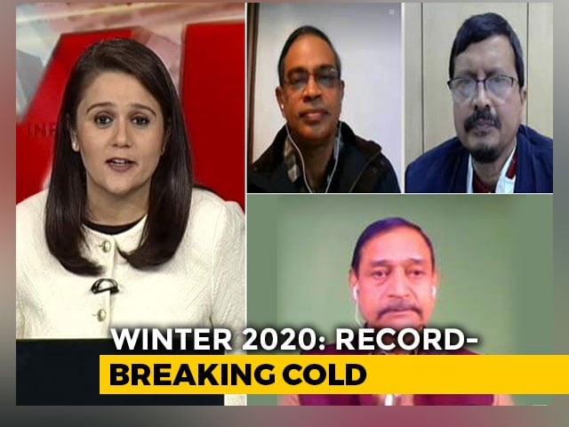 Video : Winter 2020: Record-Breaking Cold Explained