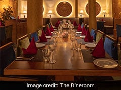 The Dineroom In Punjabi Bagh Is A Perfect Mix Of Good Food And Cozy Ambiance