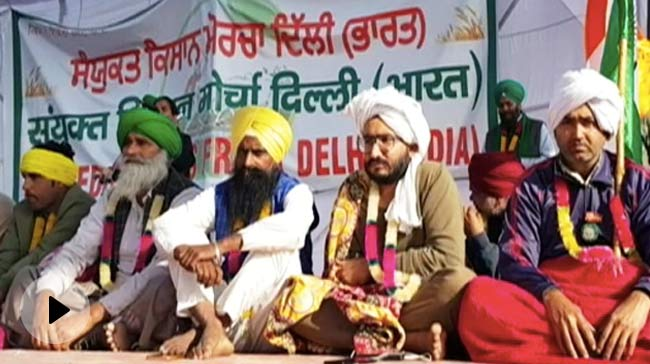 आंदोलन कर रहे किसानों के लिए AAP का बड़ा ऐलान- सिंघू बॉर्डर पर देगी मुफ्त Wi-FI सेवा