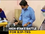 Video : After Controversial Campaign, Hyderabad Votes In Local Body Polls