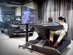 Volvo Uses Gaming Technology To Develop Safer Cars