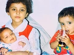 Parineeti Chopra And Her Brothers Sahaj And Shivang In A Rare Throwback Pic
