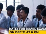 Video : 'Will Announce CBSE Board Exams Date 2021 On December 31': Education Minister
