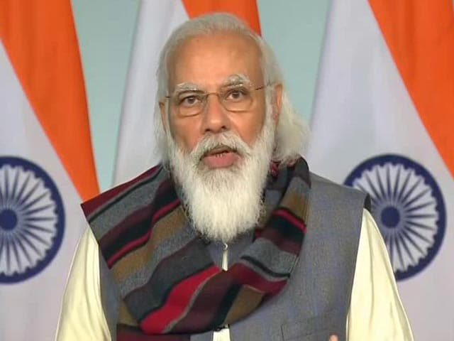 "Video : ""Appeal With Folded Hands, Ready To Discuss All Issues"": PM To Farmers"