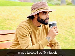 India vs Australia: Ravindra Jadeja Has This Reason For Having Coffee And It's Hilarious