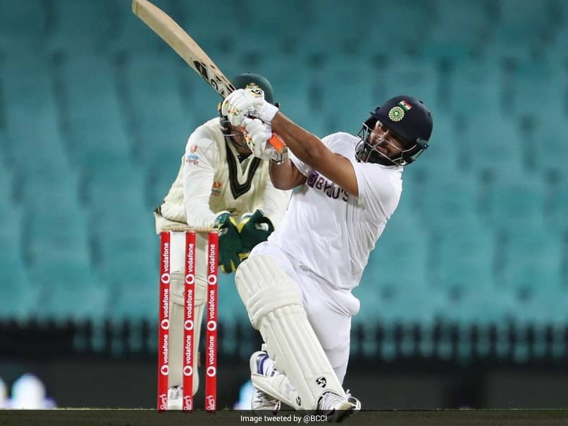 AUS vs IND: Rishabh Pant Smashes 22 Runs In An Over To Reach Century. Watch  | Cricket News