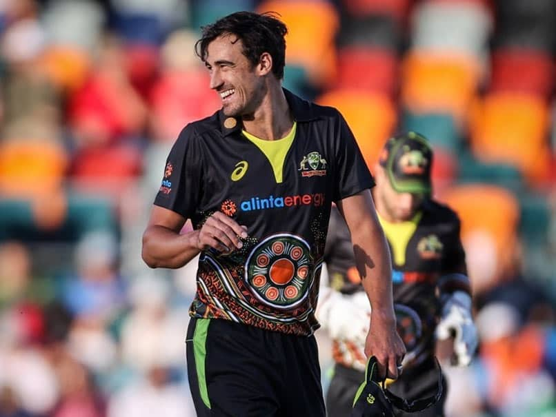 Australia vs India: Mitchell Starc Ruled Out Of T20I Series On Compassionate Grounds
