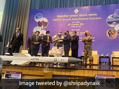 3 Systems Developed By Defence Body Handed Over To Chiefs Of Armed Forces