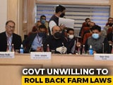 Video : Round 5 Of Farmer Talks, Government May Agree To Amend Farm Laws: Sources