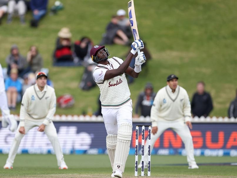 NZ vs WI: Jason Holders Rearguard Action Keeps West Indies Alive In Second Test