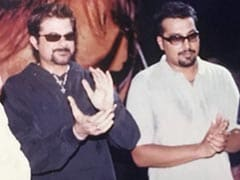 "From One AK To Another: Anurag Kashyap's Birthday Wish For ""Young Man"" Anil Kapoor"