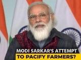 Video : PM To Address 9 Crore Farmers On Dec 25, Release ₹ 18,000 Crore In Aid