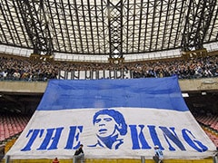Napoli's San Paolo Stadium Renamed After Diego Maradona