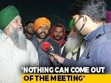"Video : ""Government Did Not Address Our Demands For So Long"": Farmers"