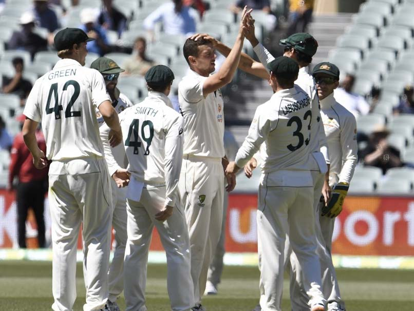 India Vs Australia 1st Test Highlights Australia Thrash India By 8 Wickets To Take 1 0 Series Lead Cricket News