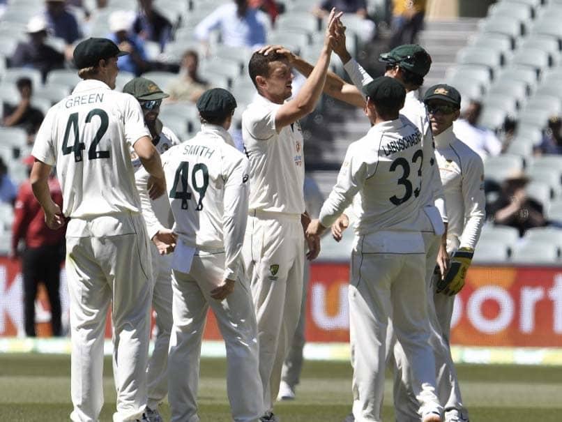 India Vs Australia 1st Test Highlights Australia Thrash India By 8 Wickets To Take 1 0 Series Lead Cricket News