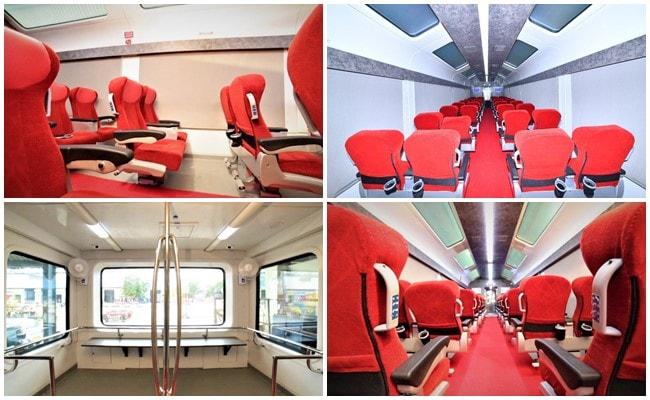 Indian Railways Completes 180 Kmph Speed Trail Run Of Vistadome Tourist Coach