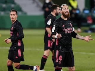 La Liga: Real Madrid Play 1-1 Draw At Elche, Atletico Madrid Extend Lead On Top
