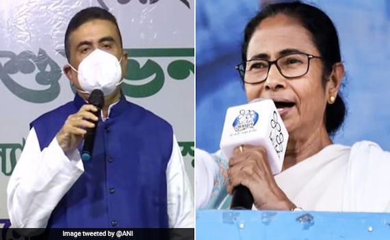 Mamata Banerjee Goes To Court Over BJP's Suvendu Adhikari's Nandigram Win