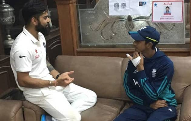 Kohli Inspiration Behind Career Revival For Englands Haseeb