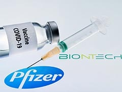 UK Bets On Millions Of Pfizer-BioNTech Vaccine Doses This Year: Minister