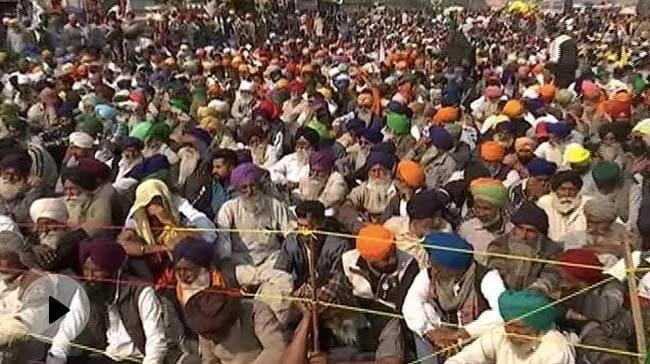 Farmers Protest Updates : सरकार ने भेजा प्रस्ताव, किसान बोले- पढ़कर लेंगे फैसला